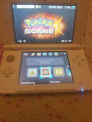 Nintendo 3ds xl mit Spielen
