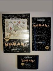 The Humans - Sega Mega Drive