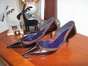 Damenbekleidung Schuhe Buffalo London Leder