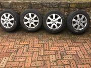 Gebraucht, sommerreifen mit Alufelgen für VW T5 gebraucht kaufen  Dielheim