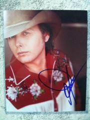 Dwight Yoakam Autogramm