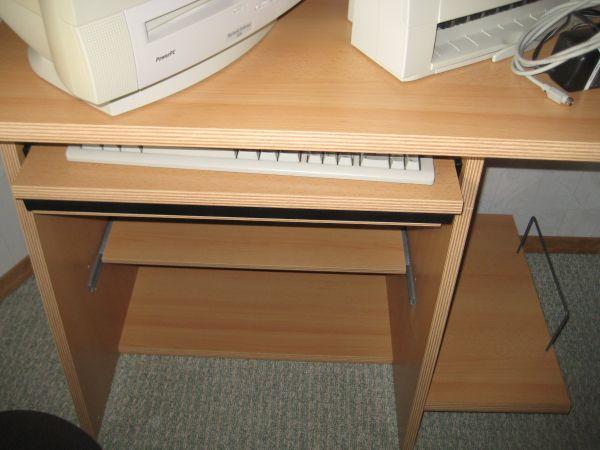 Computertisch buche kaufen computertisch buche gebraucht for Computertisch buche