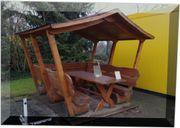 Überdachte Gartenmöbel. krongartmoebel-