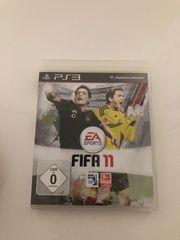 PS3 Spiel Fifa11