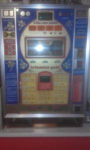 Geldspielautomat DM