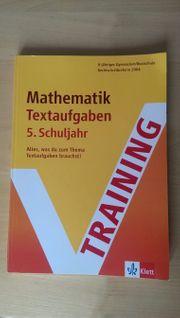 2 x KLETT Training - Mathematik