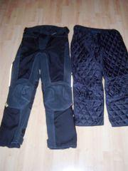 POLO MOHAWK Touren Leder- Textilhose
