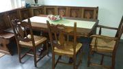 Eckbank Tisch 3