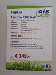 Fujitsu PC Esprimo